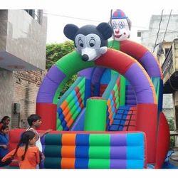 Kids Sliding Jumping Bounce