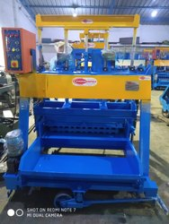 Brick manufacturing machine