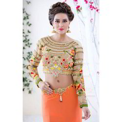 Embroidered Ladies Blouse