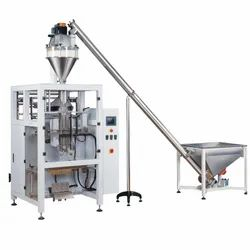 Collar Machine With Screw Feeder Filling Machine