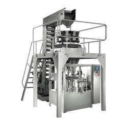 Rotary Preformed Pouch Packaging Machine