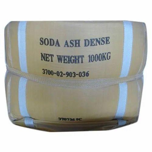 Powder Dense Soda Ash, 1000 Kg, Grade Standard: Technical Grade