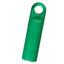 Green Broom Handle Cap