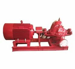 Electric Motor Driven Split Case Fire Pumps