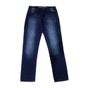 Regular Fit Button Stylish Denim Jeans, Waist Size: 30 And 32