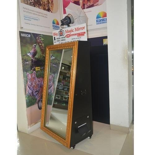 47 Inch Magic Selfie Mirror Photo Booth