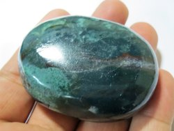 Bloodstone Heliotrope Healing Palm Stones Crystals