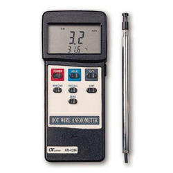 Lutron AM-4204 Hot Wire Anemometer