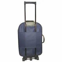 Sanghvi Enterprise Canvas Luggage Trolley Bag