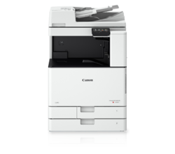 Canon IR C3120 with Platen Cover and Toner