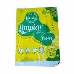 Heat Seal Printed PP Tissue Packaging Bag