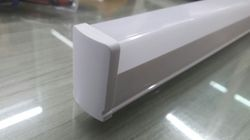 Plastic LED Tube Light Housing