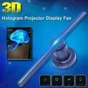 3D Hologram LED Fan Display 43cm 50cm 65cm 85cm  - HD Resolution