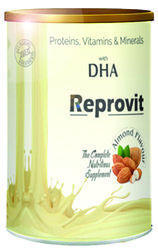 Protein Powder With Active DHA Almond Flavour