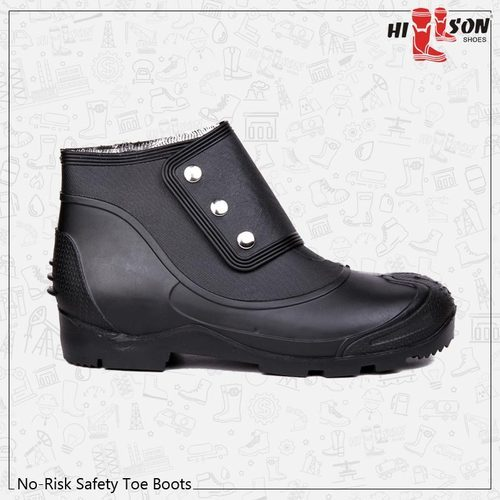 e063b301775 Hillson No Risk Pvc Molded Safety Shoes