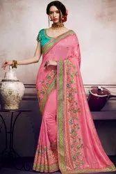 Vichitra Silk Sarees