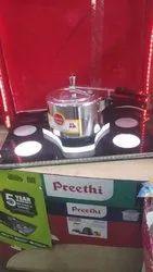 Mahalakshmi Silver Pressure Cooker