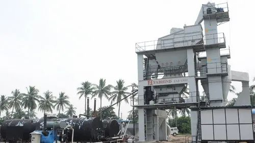 FAB 2000 Asphalt Making Plant