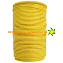 Yellow Waxed Cotton Cord Dori