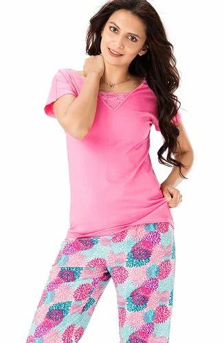 345c255a64 Viscose Pajama Set