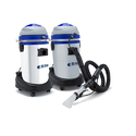 Vacuum Cleaner ESTRO 125 Injection Extraction