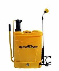 VN-21 Neptune Battery Sprayer for Spraying, Capacity: 16 liters