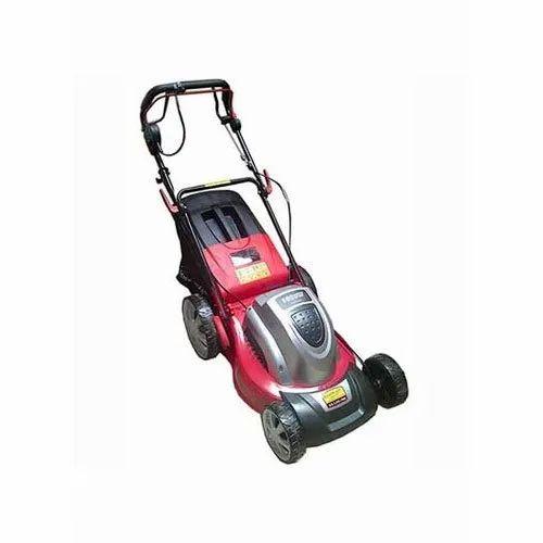 Kisankraft 1kw (1.3hp) Electric Lawn Mower LME 1000, Model Number: Kk-lme-1000, Warranty Period: 6-12 Months
