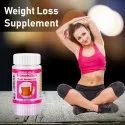 Female Pink Weight Loss Supplement - Trimohills 60 Herbal Tablet, Packaging Size: 16x13x8, Packaging Type: Bottle