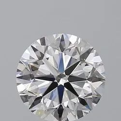 CVD Diamond 2.01ct F SI1 Round Brilliant Cut IGI Certified Stone