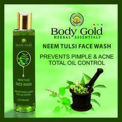 Herbal Neem Tulsi Face Wash