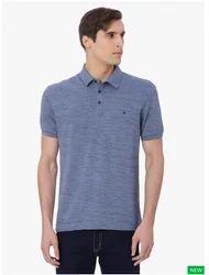 Fahreinheit Printed Pique Polo T- Shirt