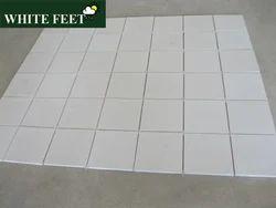 Cement Roof Tile White Feet