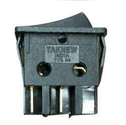 16 Amp Rocker Switch Without Light