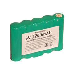 6V Rechargeable Battery Pack