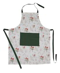 Table Printed Apron