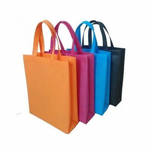 Loop Handle Non Woven Shopping Bags