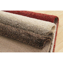 Embroidered Square Floor Carpet, For Bedroom,Livingroom