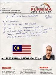 Mr, Fuad Bin Mohd Noor (malaysia)