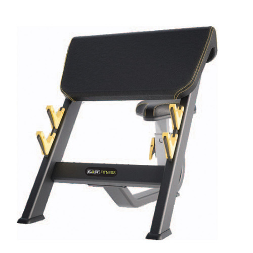 Iron Chest Seated Preacher Curl, For Gym, 40 Kg
