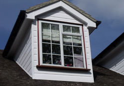 Siding UPVC Windows