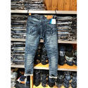 Ankle Length Denim Jeans