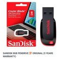 Sandisk 8 Gb Pendrives new