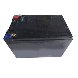 Black Electric Battery, 240V