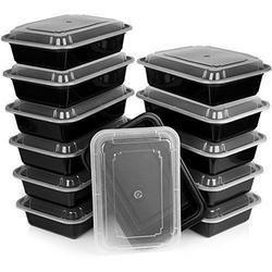 Rectangular Plastic Food Container