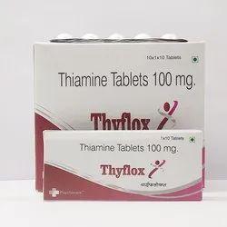 Thiamine 100 Mg Tablets