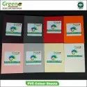 Multicolor Green Plastwood Pvc Waterproof Board, Thickness: 5 Mm To 35 Mm