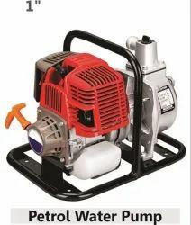 Petrol Engine Water Pump 1, Motor Horsepower: 5 - 27 HP
