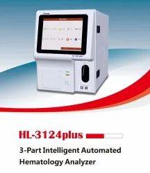 HL 3124 Plus (Hematology Analzyer)