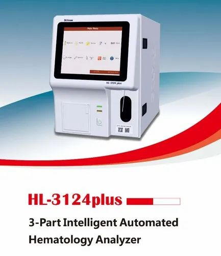HL 3124 Plus (Hematology Analzyer)