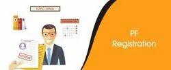 Individual / Corporate PF Registration Service